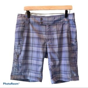 Columbia UPF Omni Shade Wick 5 pocket shorts